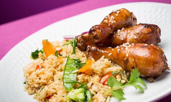 Groupony Na Tajską Kuchnię Say Wok Groupon