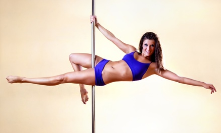 One or Three Pole Fitness Classes at Centre Stage Dance Studio (Up to 71% Off)