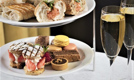 Afternoon Tea for Two or Four with Optional Prosecco at Crowne Plaza Edinburgh Royal Terrace Hotel