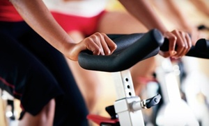 $29 For Five Spinning Classes At Revolution Cycling Studio ($60 Value)