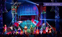 Planet Circus, Until 26 February, Cleethorpes