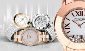Women's Watches with Swarovski Elements at Women's Watches with Swarovski Elements , plus 6.0% Cash Back from Ebates.