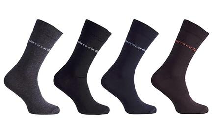 Pack de 18 chaussettes de la marque Pierre Cardin pour Homme
