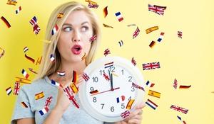Captain Language: Test de niveau + 1 mois illimité de formation linguistique à 9,99 € au lieu de 50 €