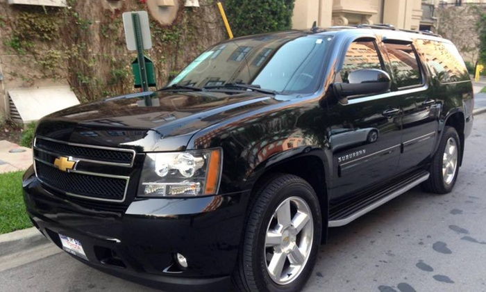 S.W. Transportation - Dallas: One-Way Airport Transportation from S.W. Transportation (45% Off)
