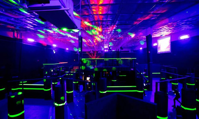 Laser Tag Ultra Blast Laser Combat Center Groupon