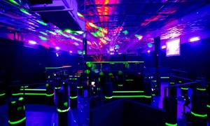 up to 52% Off Laser Tag Package at Ultra Blast Laser Combat Center, plus 6.0% Cash Back from Ebates.