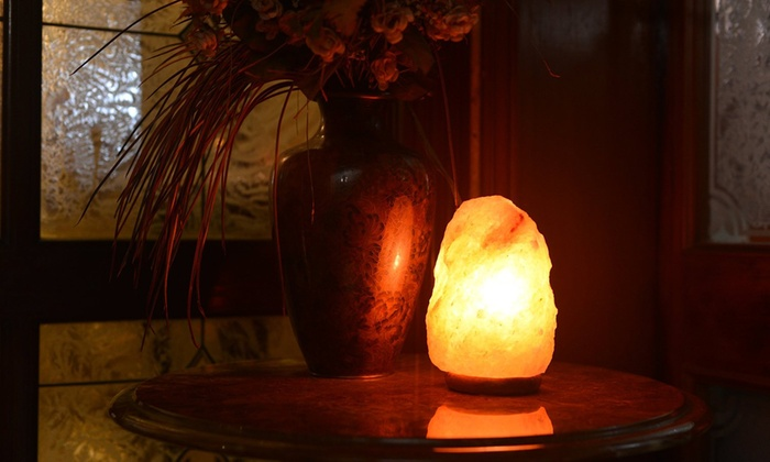 Up To 57 Off On Himalayan Rock Salt Lamps Groupon Goods