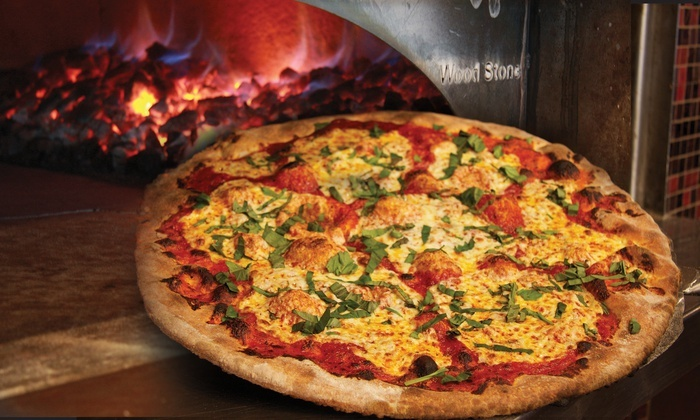 Coal Fire - Gaithersburg: $12 for $20 Worth of Coal Oven-Baked Pizza, Pasta, Sandwiches, and Salads at Coal Fire