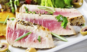 Gene's Seafood Restaurant: Seafood Lunch or Dinner for Two or Four at Gene's Seafood Restaurant (Up to 50% Off)