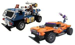 Discovery Kids' Remote-Controlled Constructechs 2-in-1 Puzzle Set