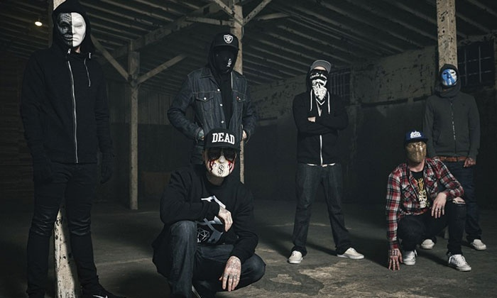 Hollywood Undead - The Paramount Theatre - Huntington: Hollywood Undead on May 18  at 8 p.m.