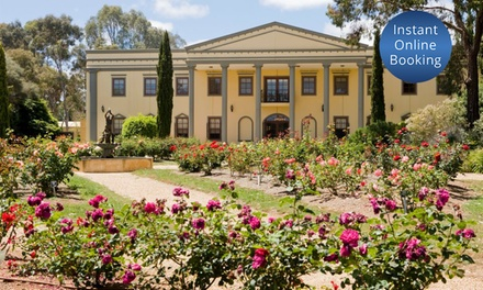 High Tea with Wine and Spiritual Teachings for One $65 or Two People $125 at Barossa Chateau Up to $388 Value