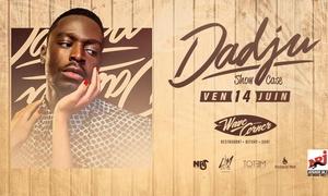 Show case Exclusif Dadju à Monteux  Monteux