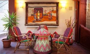 Ristorante Sahara: Ristorante Sahara: Menu Tradizionale Africano per 2 persone in ambiente elegante e caratteristico