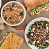 50% Off Salads, Soups, Sandwiches & Breakfast at Ladle & Leaf