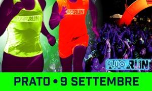 Italia Runners: Fluo Run il 9 settembre a Prato in piazza Mercatale (sconto fino a 39%)