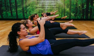 Pure Health Clubs: Choice of Fitness Classes for One ($17) or Two People ($32) at Pure Health Clubs (Up to $418 Value)