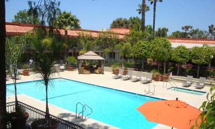 Stay at Palm Garden Hotel in Newbury Park, CA, with Dates into October