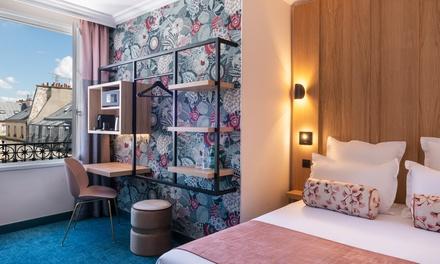 Groupon.it - Parigi: soggiorno in camera doppia Standard o Superior con colazione per 2 persone presso l'Hôtel Prélude Opéra