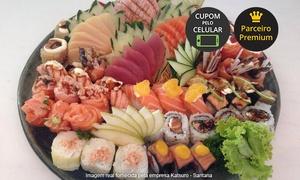 Katsuro Restaurante - Santana: Katsuro – Santana: rodízio japonês no jantar para 1 ou 2 pessoas