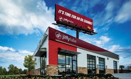 Signature Service Conventional, Synthetic Blend, or Full Synthetic Oil Change at Jiffy Lube (Up to 55% Off)