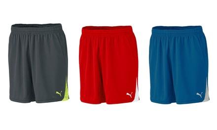 Pantaloncini da calcio Puma