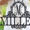 Up to 60% Off Monogrammed Last-Name Wall Signs