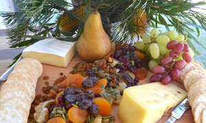 Flavours of the Valley: Winter Christmas in Kangaroo Valley for One ($75) or Two People ($140) at Flavours of the Valley