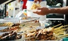 Latin Cuisine Fest - Northwest Dallas: Que Rico! Admission For Two or Four at Latin Cuisine Fest (Up to 50% Off)