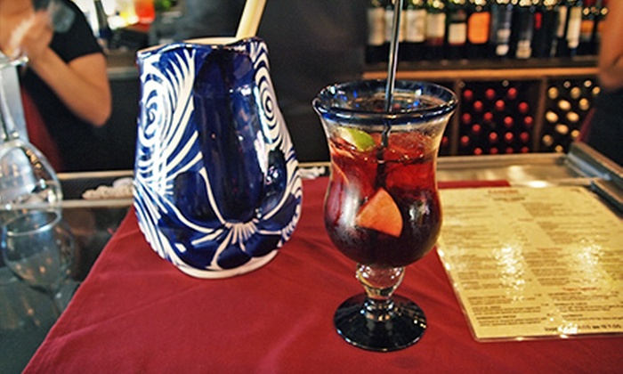 Ceviche Tapas Bar & Restaurant - Southwest Tampa: $10 for Sangria Fest with All-You-Can-Drink Sangria for One at Ceviche Tapas Bar & Restaurant ($20 Value)