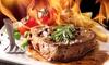 Restaurant La Grotta - Restaurant La Grotta: Italienisches 3-Gänge-Menü mit Rinderfilet-Medaillons für 2 oder 4 Personen im Ristorante La Grotta (bis zu 53% sparen*)