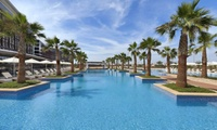 50-Metre Lap and Leisure Pool Access for One or Two from Health Club at Marriott Hotel Al Forsan