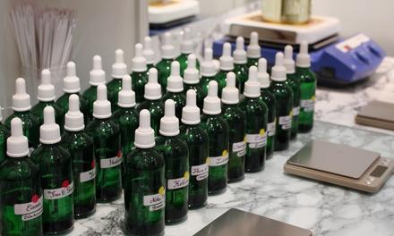 Atelier olfactif de 2h pour apprendre à créer son parfum pour 1 personne ou 2 personnes dès 49,90 € chez l'Aurore