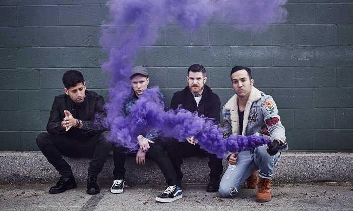 Fall Out Boy: The M A  N   I    A Tour with Machine Gun Kelly - PPG Paints Arena: Fall Out Boy: The M A  N   I    A Tour with Machine Gun Kelly on September 5 at 7 p.m.