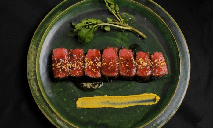 Japanese Five-Course Tasting Menu Including Japanese Wagyu or Seafood for Two or Four at Tokimeite Restaurant