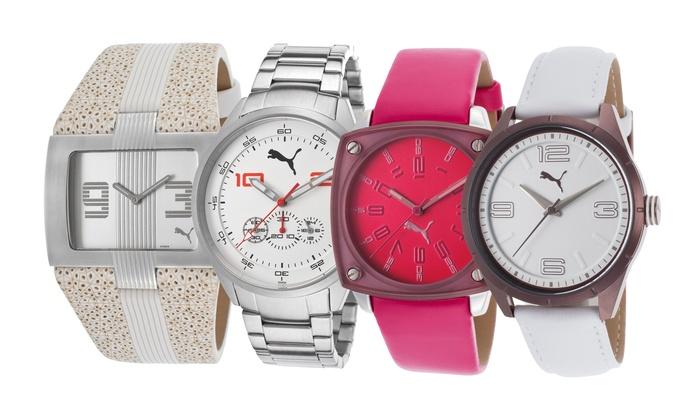 Puma Fashion Watches   Groupon Goods