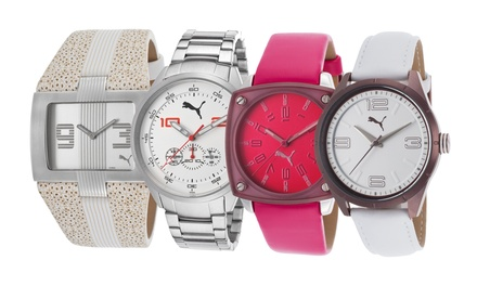 Puma Men's and Women's Fashion Watches from $29.99–$59.99
