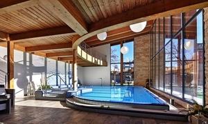 Hotel Ristorante Olisamir: Ingresso Spa e cena trentina o di pesce con vino fino a 6 persone all'Hotel Ristorante Olisamir (sconto fino a 71%)