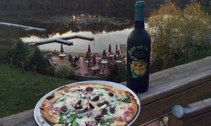 $30 for $16 for Food and Wine at Nauti Vine Winery, plus 6.0% Cash Back from Ebates.