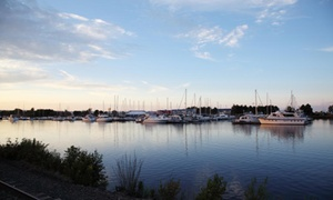 Lakefront Hotel in Northern Wisconsin at Barkers Island Inn, plus 6.0% Cash Back from Ebates.