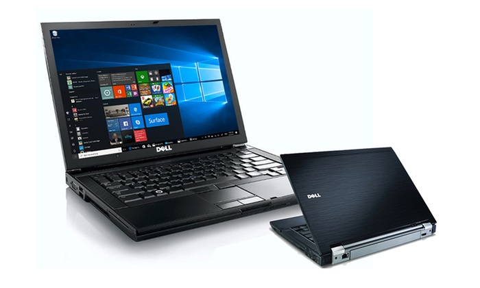 Refurbished Dell Latitude E6400 with Win 10 Home and Option to Include  Bullguard Antivirus With Free Delivery