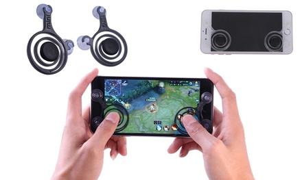 1 o 2 mandos de juegos para smartphone o tablet