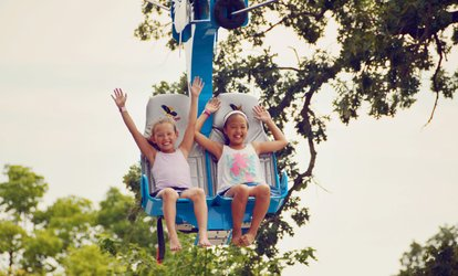 $40.25 for Kids' <strong>Amusement</strong> Park Package at Como Town ($57.90 Value)