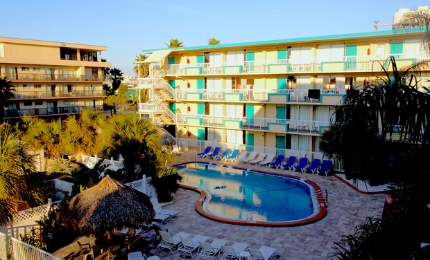 Seaside Inn Suites Clearwater Beach Fl Stay At
