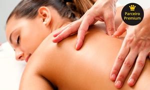 Alkimia Estética Avançada: 4, 8 ou 12 visitas com massagem sueca e drenagem na Alkimia Estética Avançada – Setor Aeroporto