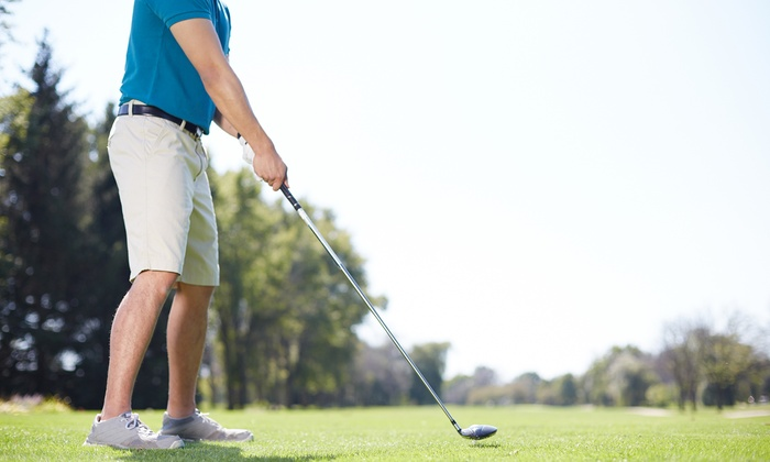 Epping Golf Course - Epping: One 30- or 60- or Three 30-Minute Golf Lessons at Epping Golf Course (Up to 53% Off)
