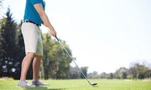 Charbonneau Golf Club: One or Two Nine-Hole Rounds of Golf for Two or Four at Charbonneau Golf Club (Up to 56% Off)