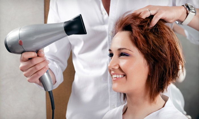 Beau Monde Salon - Clive: Salon Services at Beau Monde Salon (Half Off). Two Options Available.