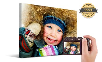 Personalised Photo Canvas
